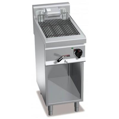 Grille électrique à eau sur meuble 400