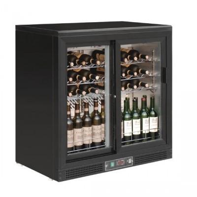 Cave à vin horizontale