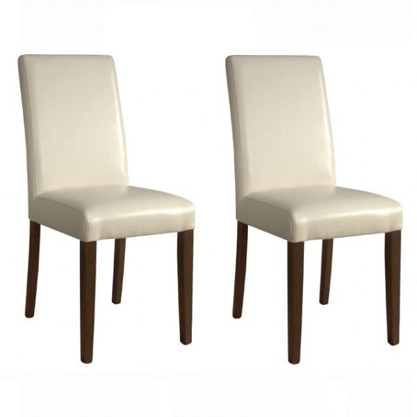 Chaise simili cuir simple chaise simili cuir marron avec lot de chaises bar blanche simili cuir - Galette de chaise simili cuir ...