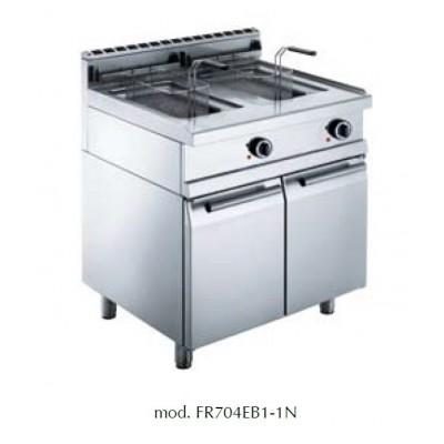 friteuse éléctrique grande capacitée