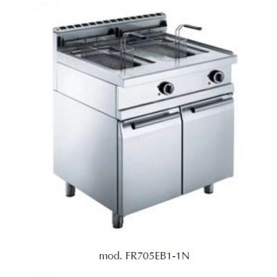Friteuse électrique 2X 13L