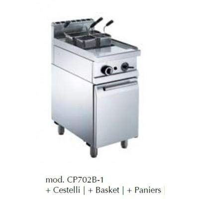 Cuisseur à pâtes à gaz 1X 26L