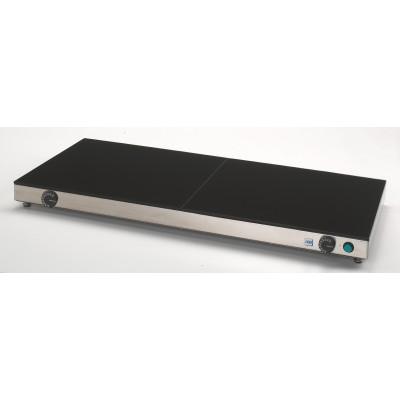CHAUFFE PLAT VITROCERAMIQUE 1x0,5 m 2x400 W