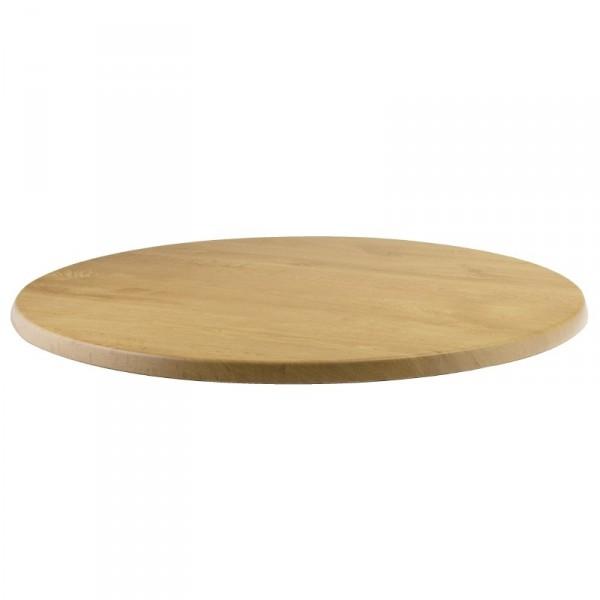 plateau de table ronde 800 mm europrojet promocold. Black Bedroom Furniture Sets. Home Design Ideas