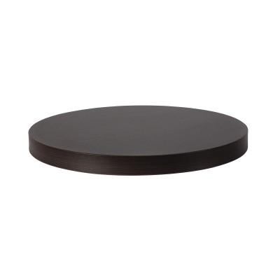 PLATEAU EPAIS DE TABLE RONDE