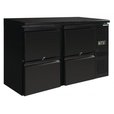 Arrière bar 4 tiroirs