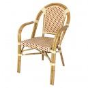 Lot de 4 fauteuils Bistrot