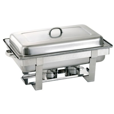 Chafing dish empilable GN 1/1