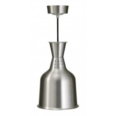 Lampe chauffante en aluminium