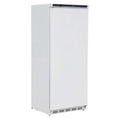 Armoire blanche réfrigérée 600L positive