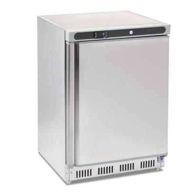 Armoire congélateur inox 140L