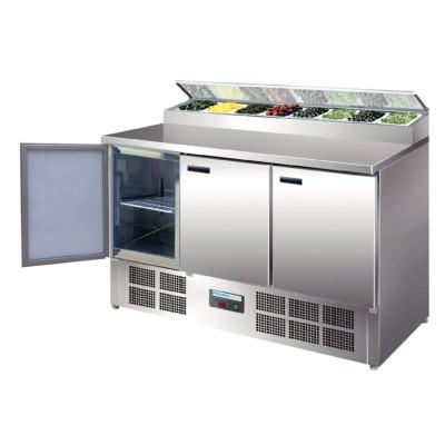Comptoir de préparation réfrigéré 2/3P
