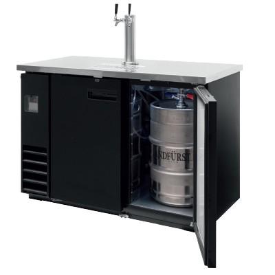 Arrière de bar réfrigéré avec tirage pour pressions ZA 48