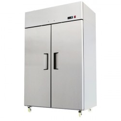 Armoire inox négative 1300L TROPICALISE