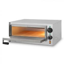 Mini-fours a pizza une chambre acier inox