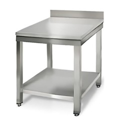 Table centrale inox 700 X 70