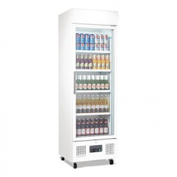 Armoire vitrée pour boissons 348 litres