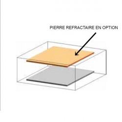 Pierre réfractaire
