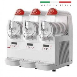 Machine à crème glacée - Triple - MINIGEL Plus 3