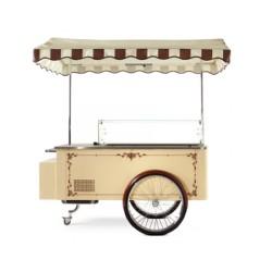 Chariot à glaces CARRETTINO