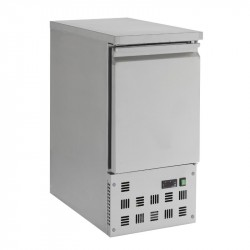 Table réfrigérée inox étoite 1 porte
