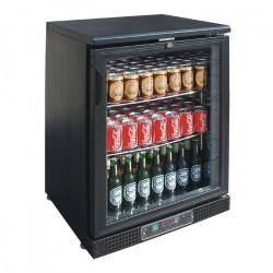 Arrière bar réfrigéré 1 porte H870 mm