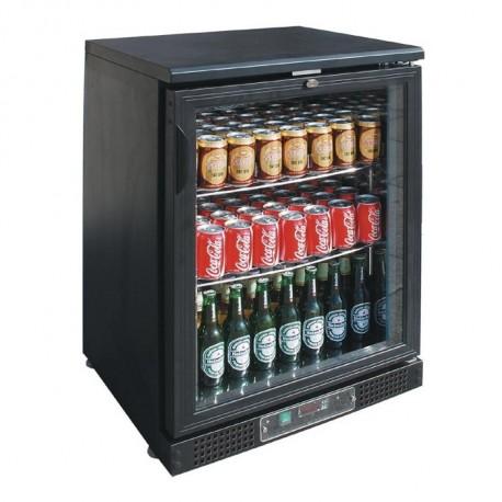 Arrière bar réfrigéré 1 porte pivotante