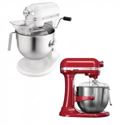 Robots mixeurs professionnels 7L KitchenAid
