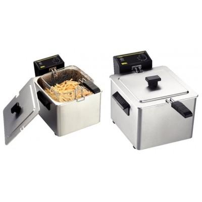 Friteuse à cuve unique 8 litres