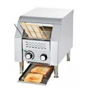 Mini grill-pain à convoyeur