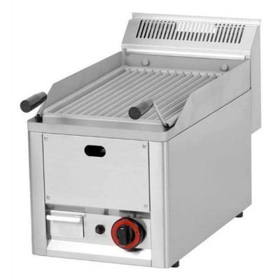 Grill pierre de lave simple