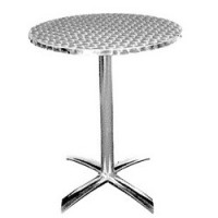 Tables inox et aluminum
