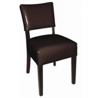 Chaises confortables et simili-cuir