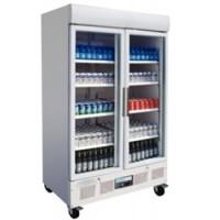 Armoire et vitrine à boissons réfrigérée