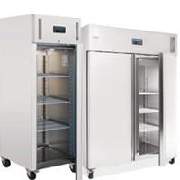 Armoire de stockage inox réfrigérée