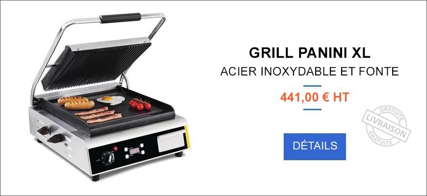 Grill Panini XL